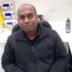 Dr Dinesh Herath